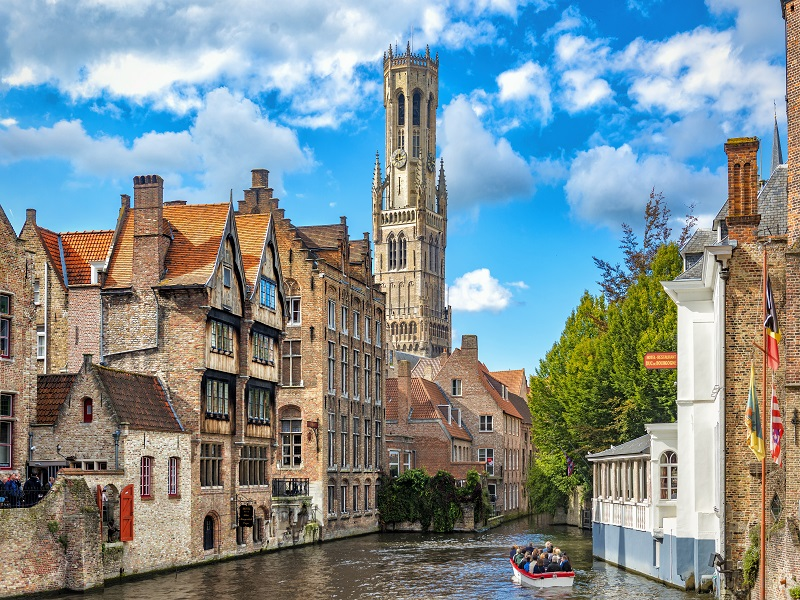 Belgiens Kulturarv