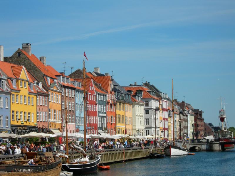 Kryssning Oslo - Köpenhamn