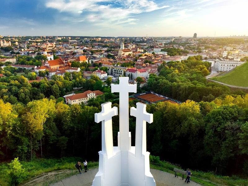 Baltikum med Kuriska näset