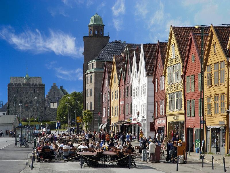 Bergen och Stavanger