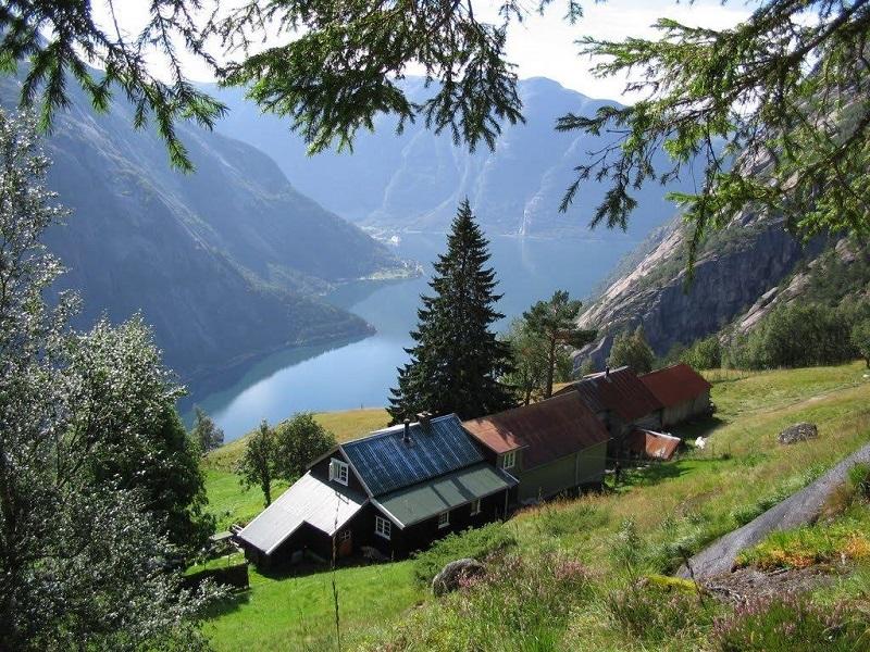 Kjeåsen Norge