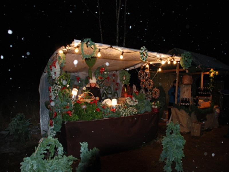 Jul på Mårbacka