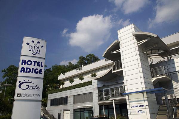 Hotel Adige Trento