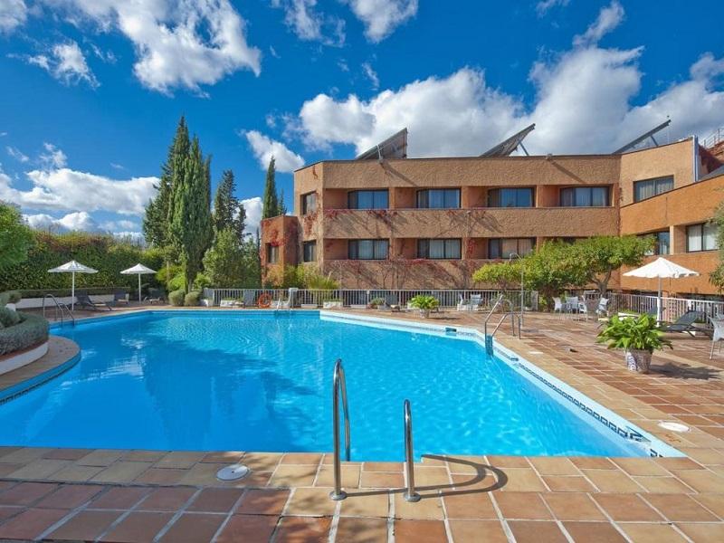 Hotel Alixares Granada