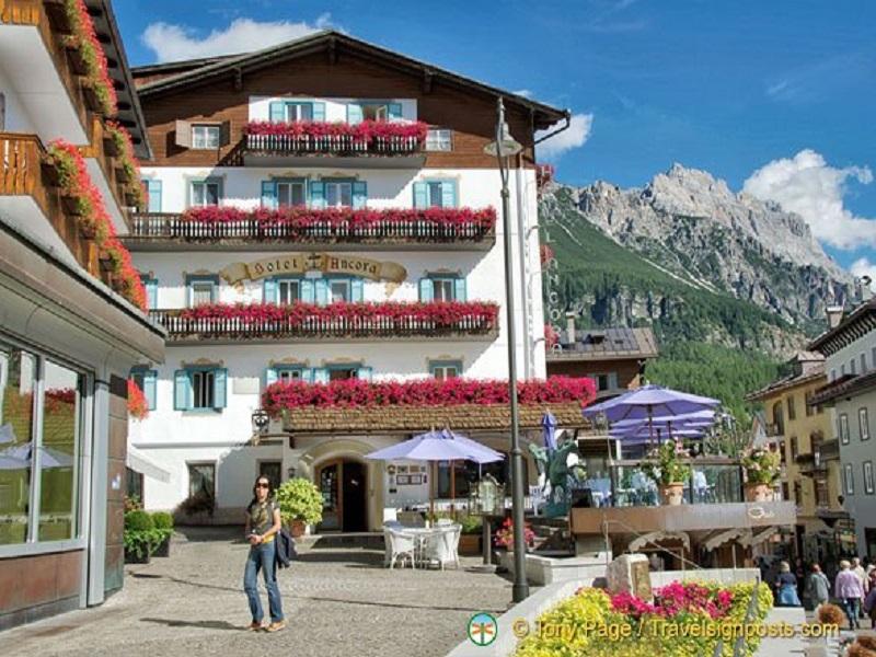 Hotel Ancora Cortina d´Ampezzo
