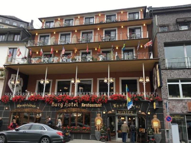 Burg Hotel Cochem