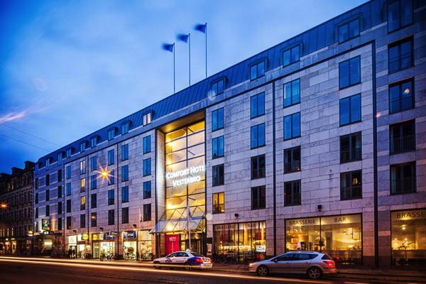 Comfort Hotel Vesterbro Köpenhamn