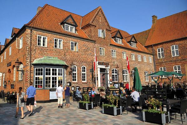 Hotel Dagmar Ribe