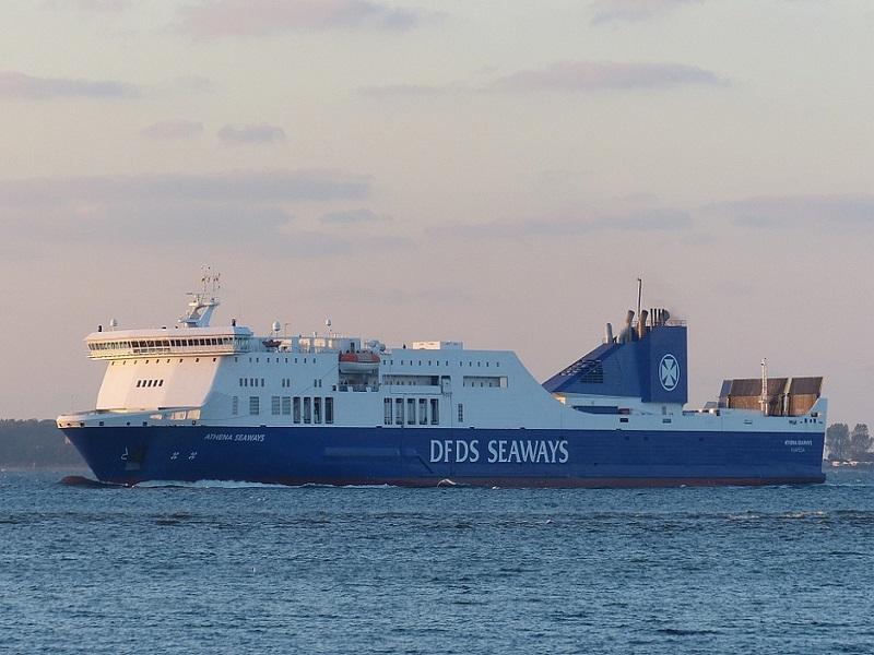 DFDS Karlshamn-Klaipeda