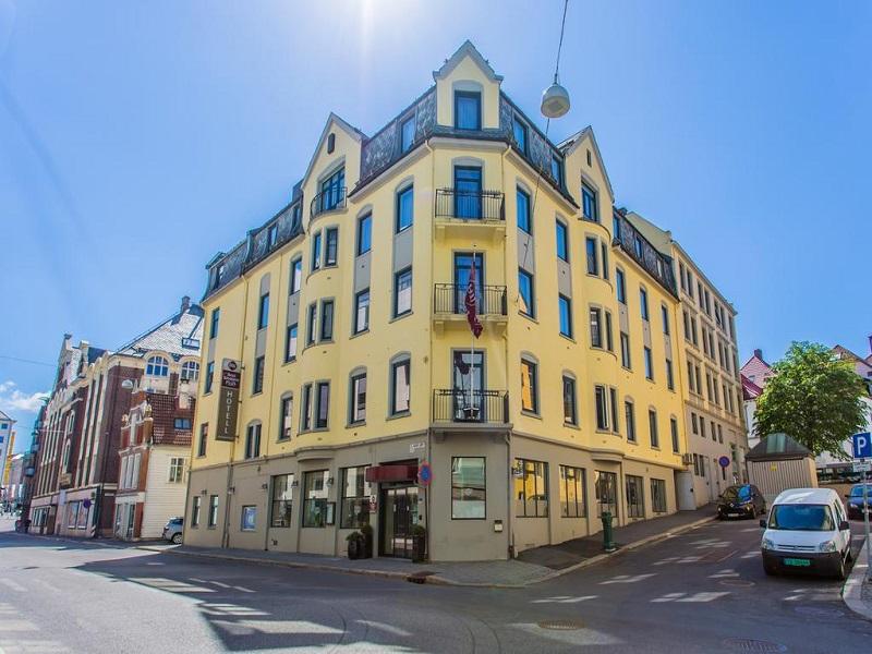 BW Hotell Hordaheimen Bergen