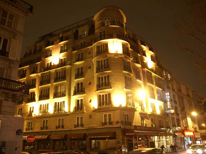 Hotel Carltons Paris