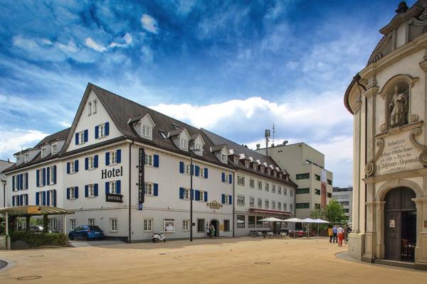 Hotel Messmer Bregenz