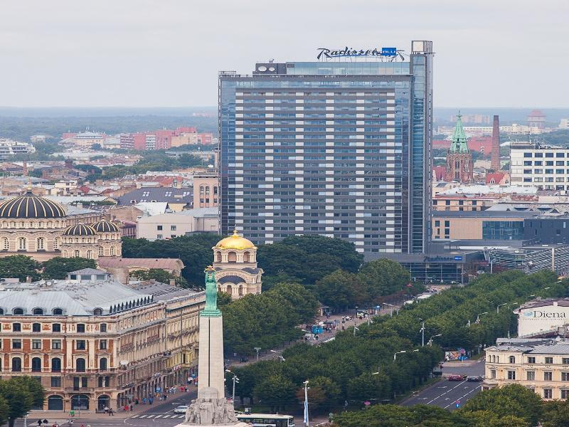 Radisson Blue Latvija Riga